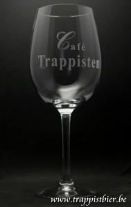 Restyled glas Café Trappisten